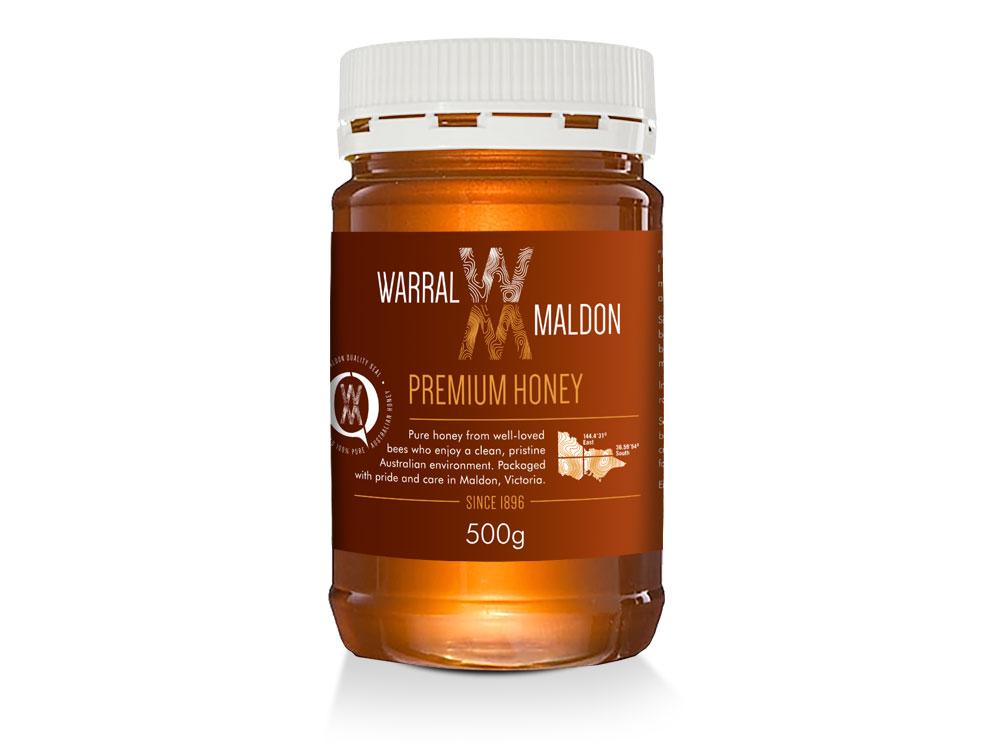 WM-Honey-500g