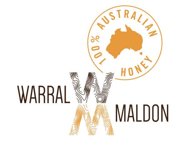 Warral Maldon 100% Australian Honey